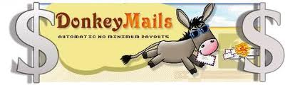 Earn even more online money with DonkeyMails « Earn! Page
